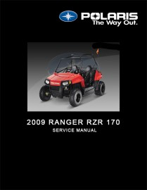 2009 Polaris RZR 170 Service Manual