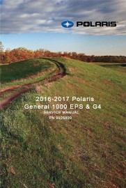 2016-2017 Polaris General 1000 EPS & G4 Service Manual