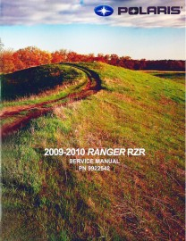 2009-2010 Polaris RZR 800 Service Manual