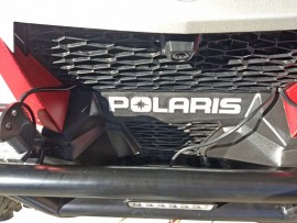 '17-'20 Polaris General grill sticker