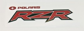 Polaris RZR red & black